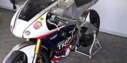 Triumph 675 en alu
