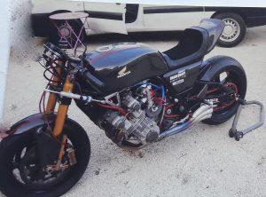 6 cylindres Honda
