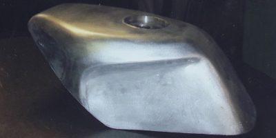 Réservoir en aluminium