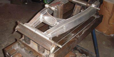 Bras en alumimium