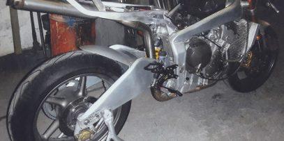Cadre Triumph 675