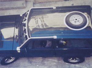 Piece automobile artisanal
